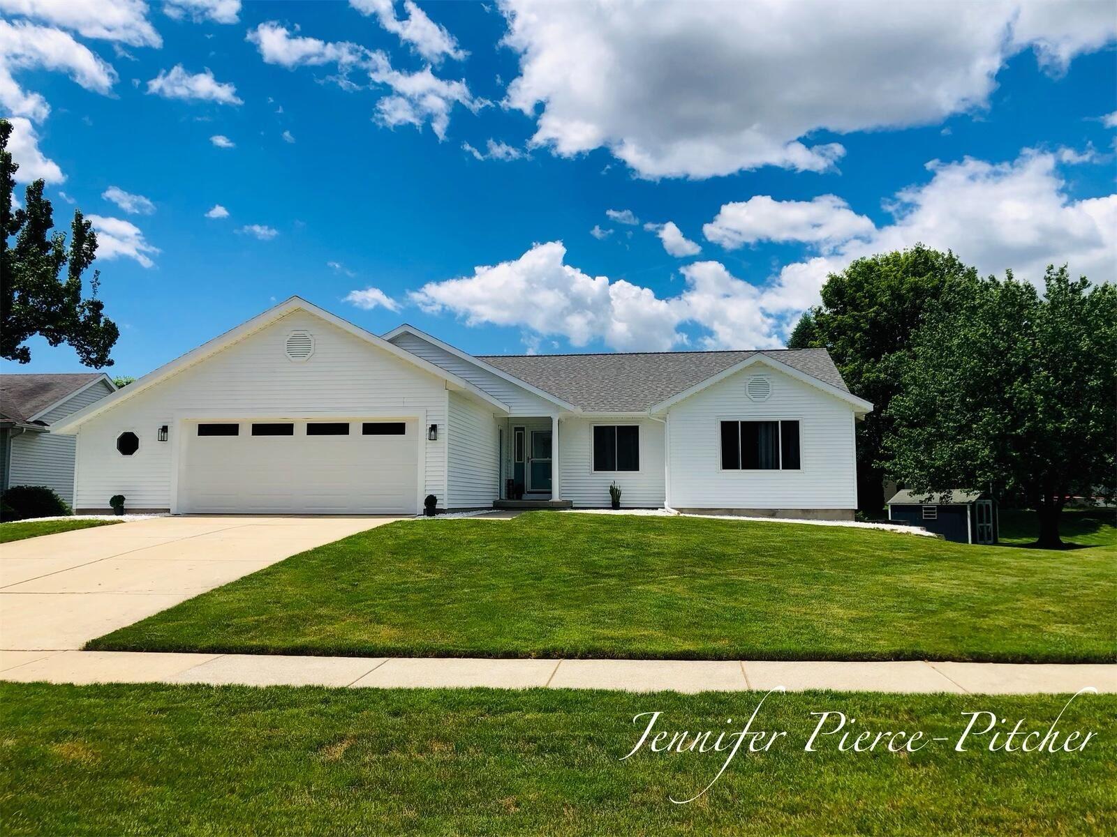 4629 Creek View Drive, Hudsonville, MI 49426 - MLS#: 21022887
