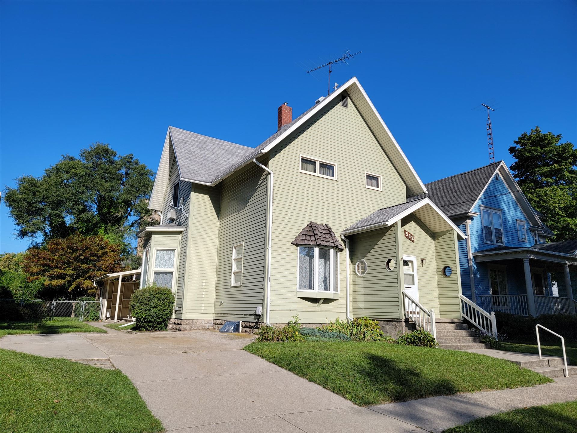512 Fairview Avenue, Manistee, MI 49660 - MLS#: 21104887