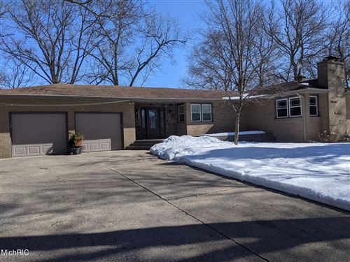 Photo of 5205 Ridge Road, Stevensville, MI 49127 (MLS # 21005888)