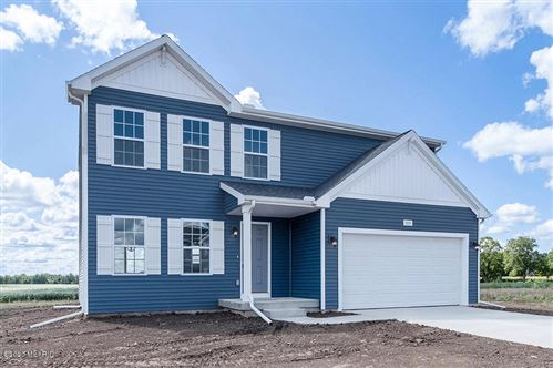 Photo of 4891 Shadow Creek Drive, Hudsonville, MI 49426 (MLS # 20041890)