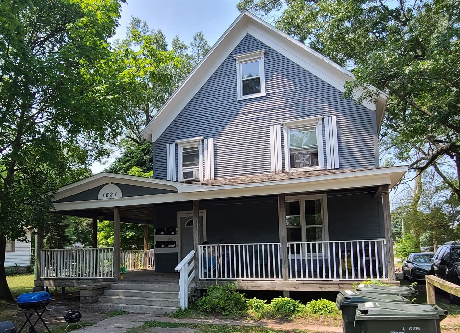 1621 Terrace Street, Muskegon, MI 49442 - MLS#: 21094893