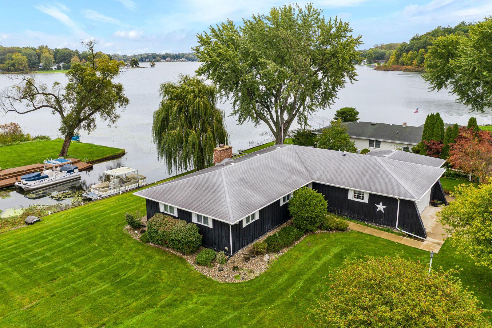 12376 Sunset Drive, Three Rivers, MI 49093 - MLS#: 21110897