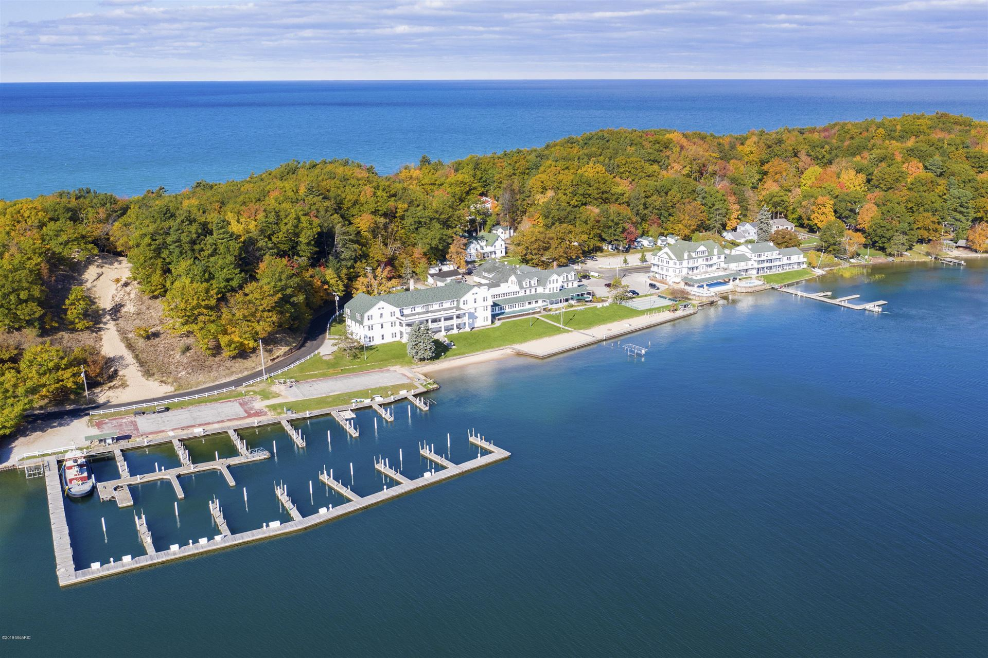 8567 S Portage Point Drive #(Terrace 10), Onekama, MI 49675 - MLS#: 19057899