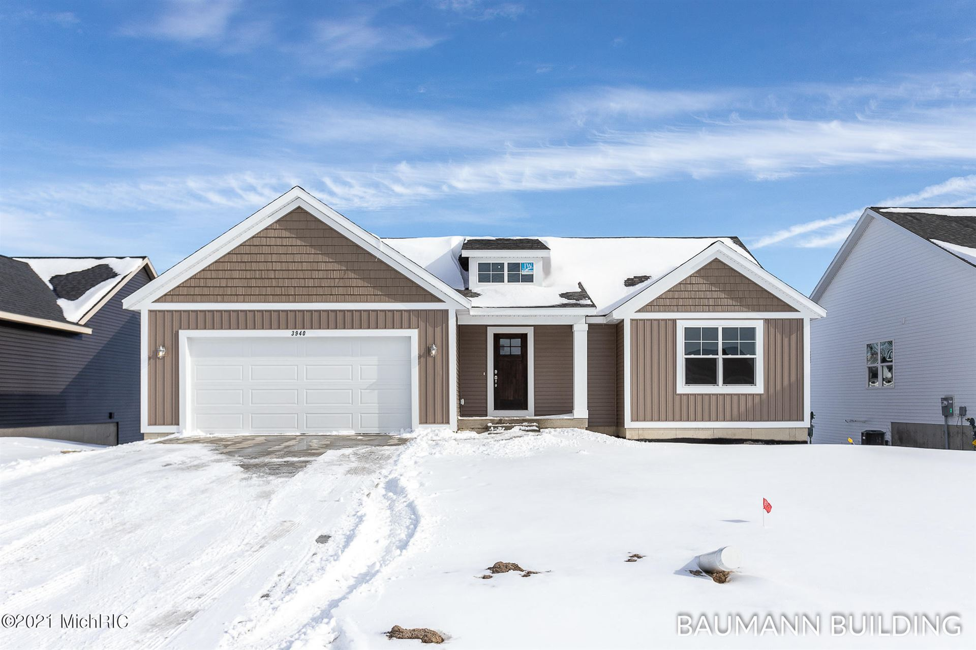 3940 Elmridge Drive, Holland, MI 49424 - MLS#: 20039901