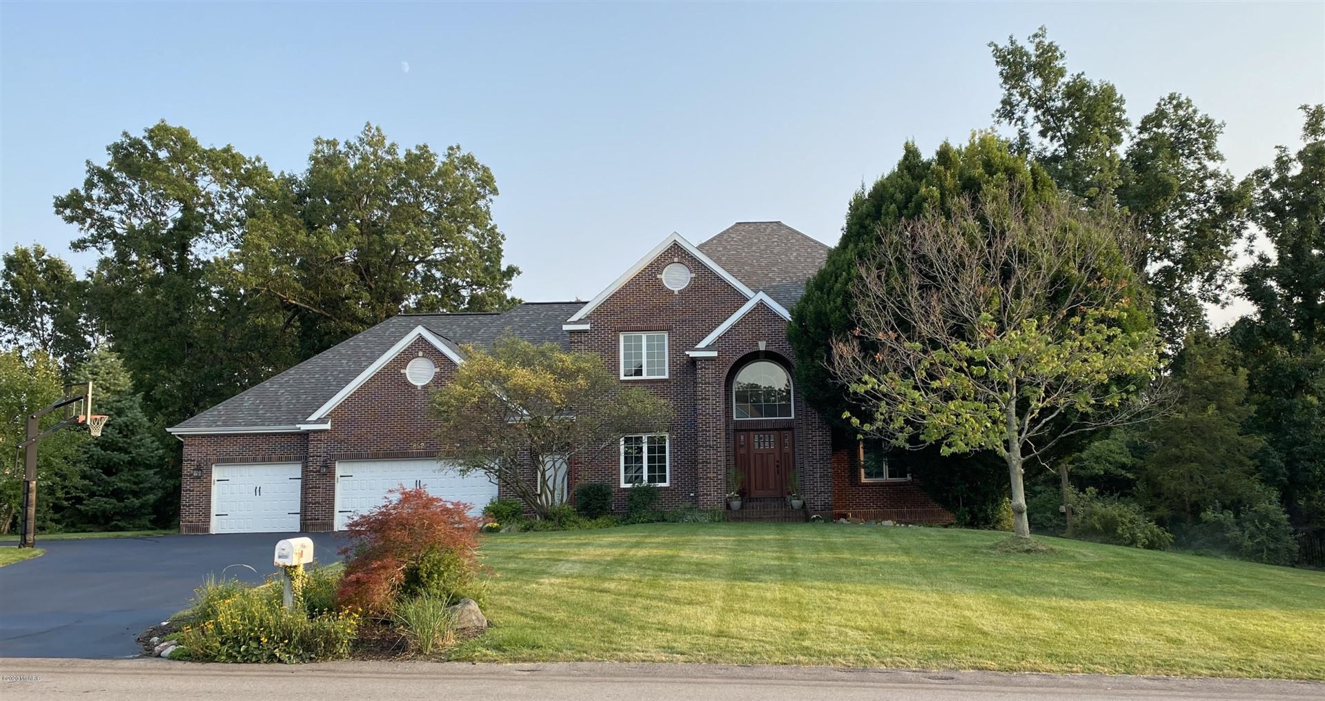 7852 Ashwood Drive SE, Ada, MI 49301 - MLS#: 20036902