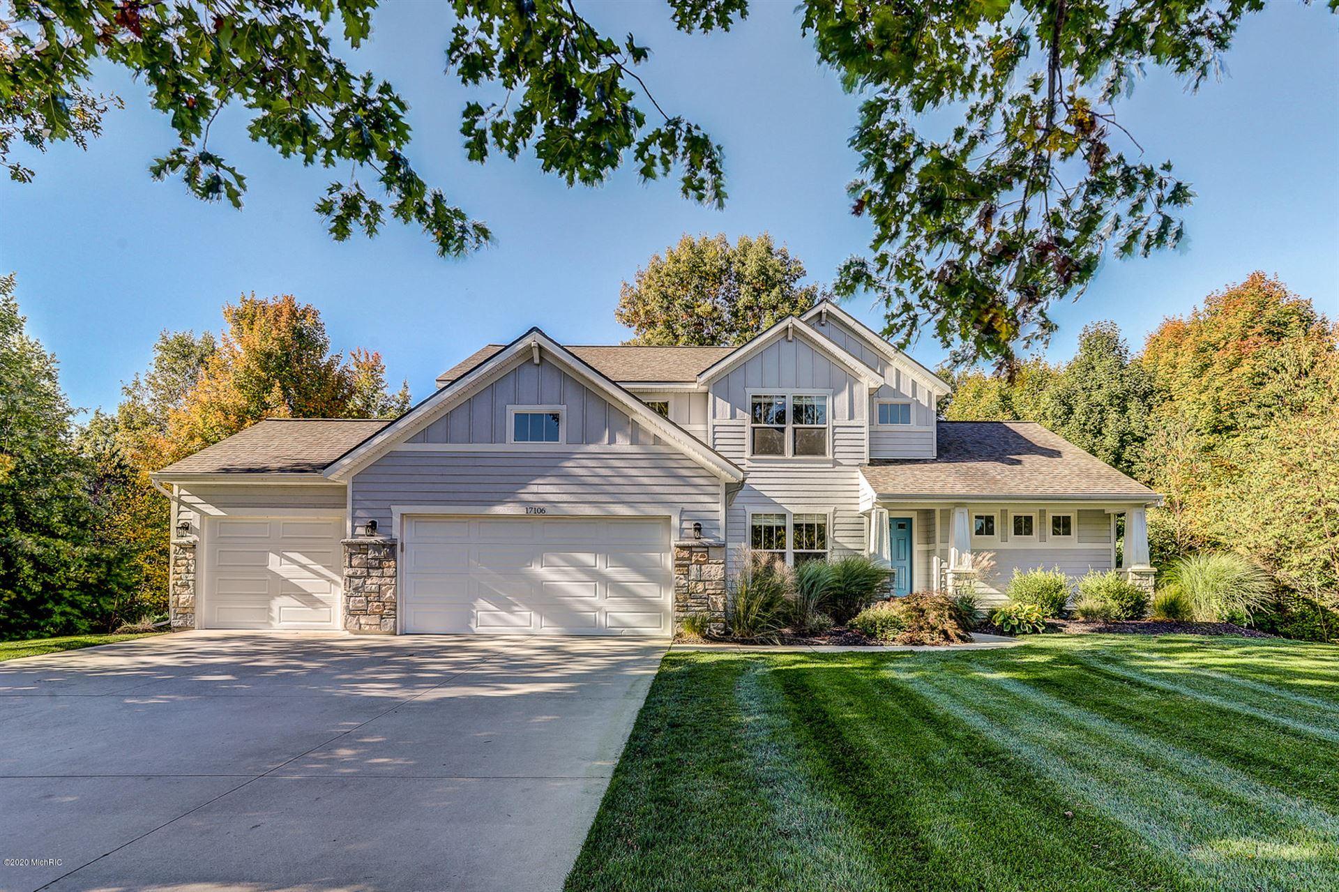 17106 Mapleridge Drive, West Olive, MI 49460 - MLS#: 20042907