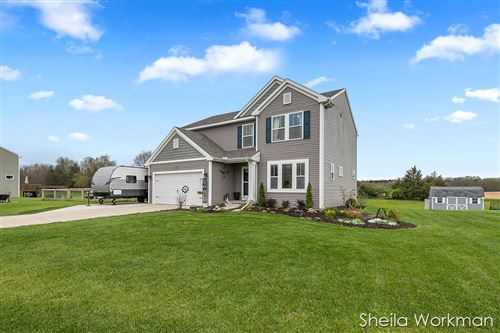Photo of 1221 Crystal Way Court, Middleville, MI 49333 (MLS # 21015909)