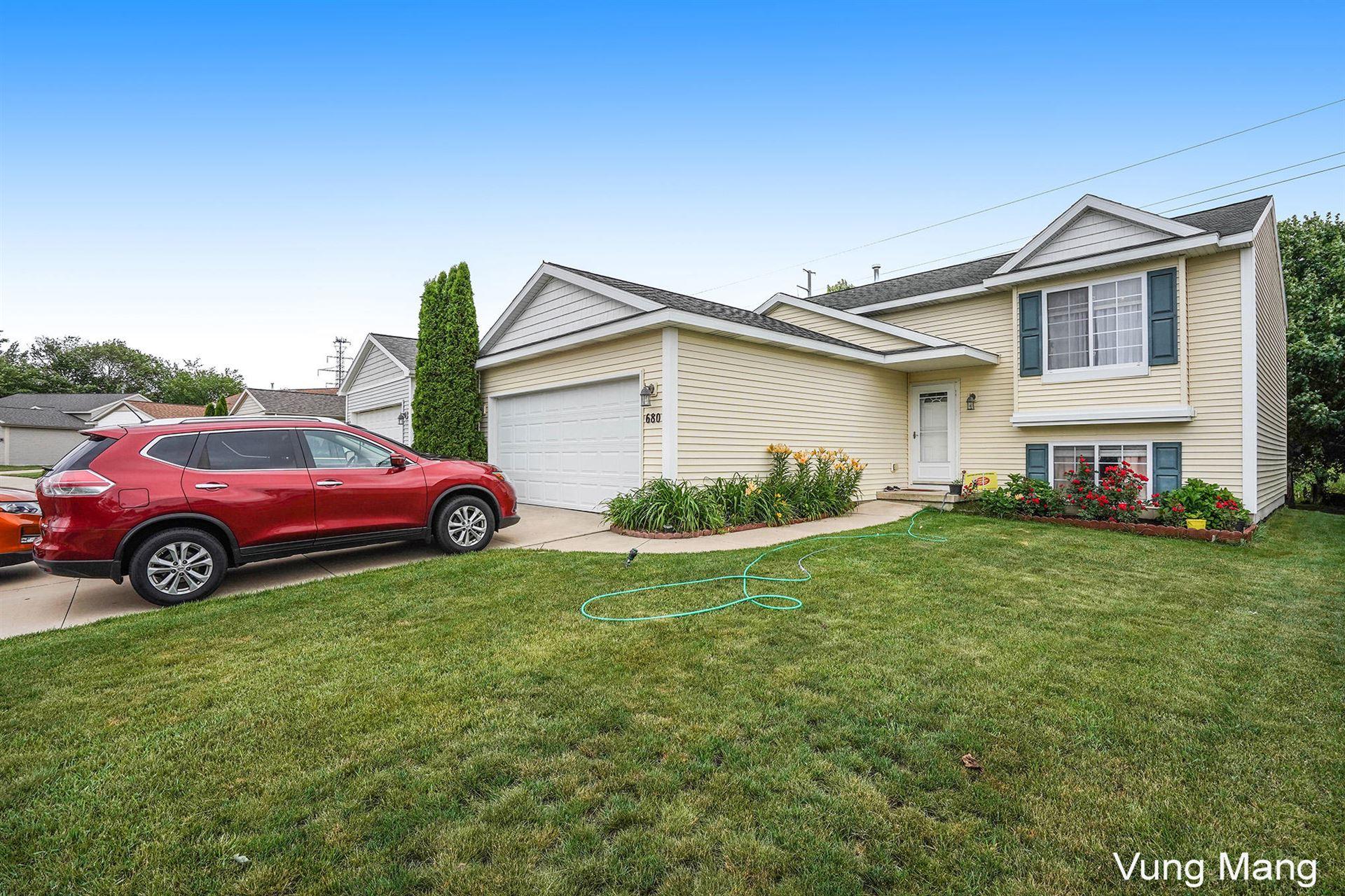 680 Silver brook Drive SE, Grand Rapids, MI 49548 - MLS#: 21023910