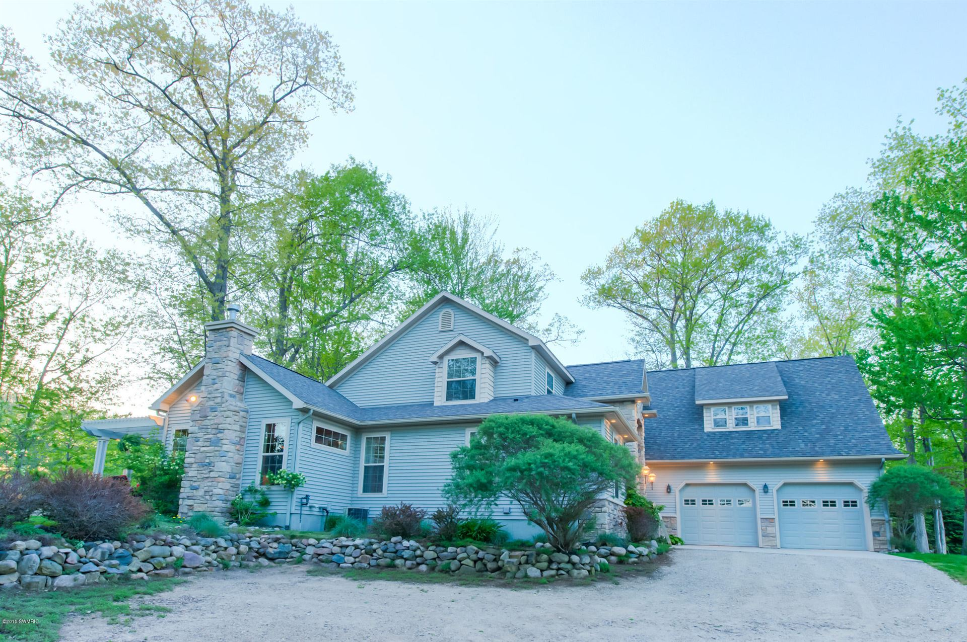 9559 St. Ives Drive, Canadian Lakes, MI 49346 - MLS#: 21010911