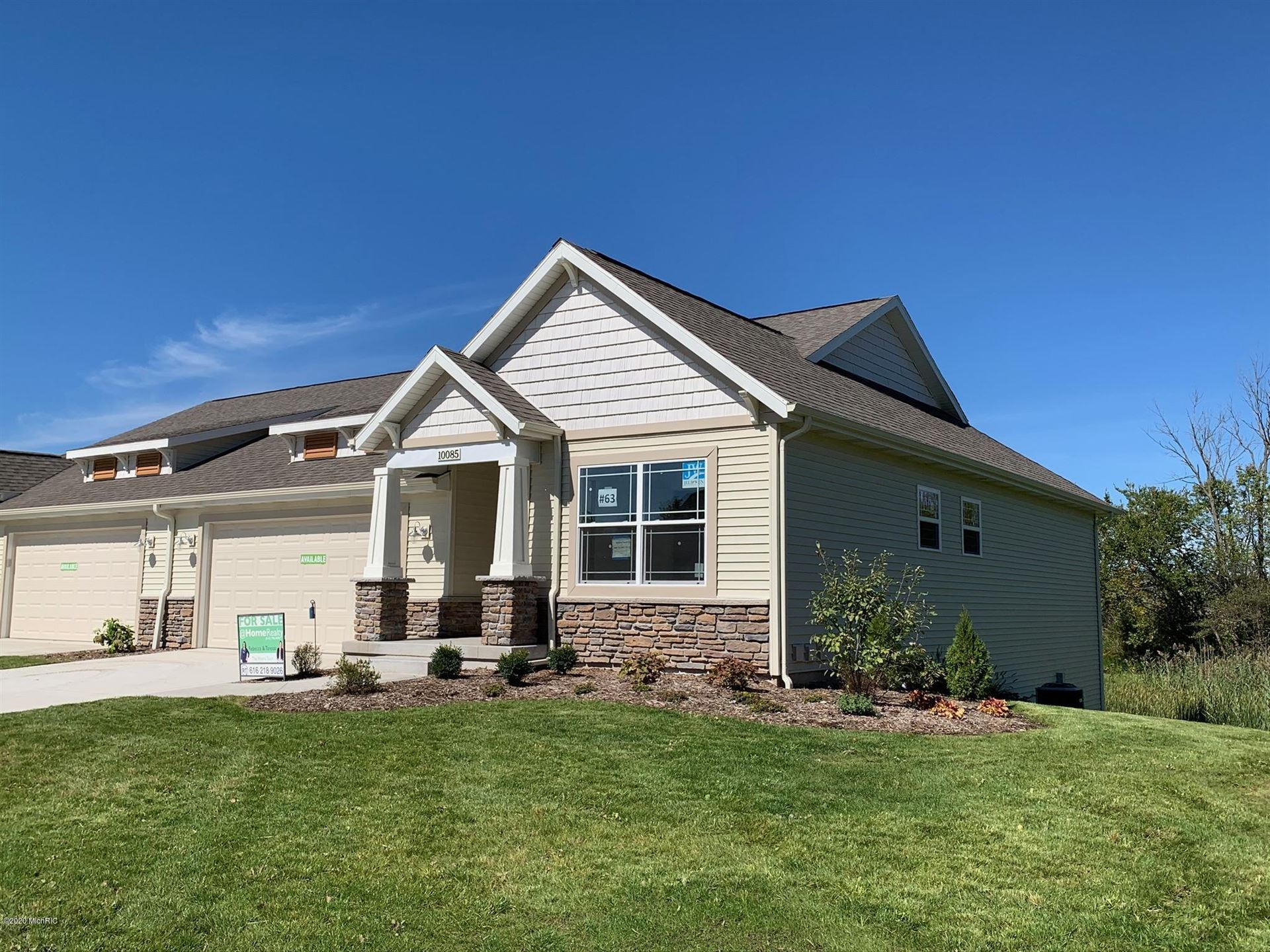 10085 Prairie Grass Court #63, Zeeland, MI 49464 - MLS#: 20013912