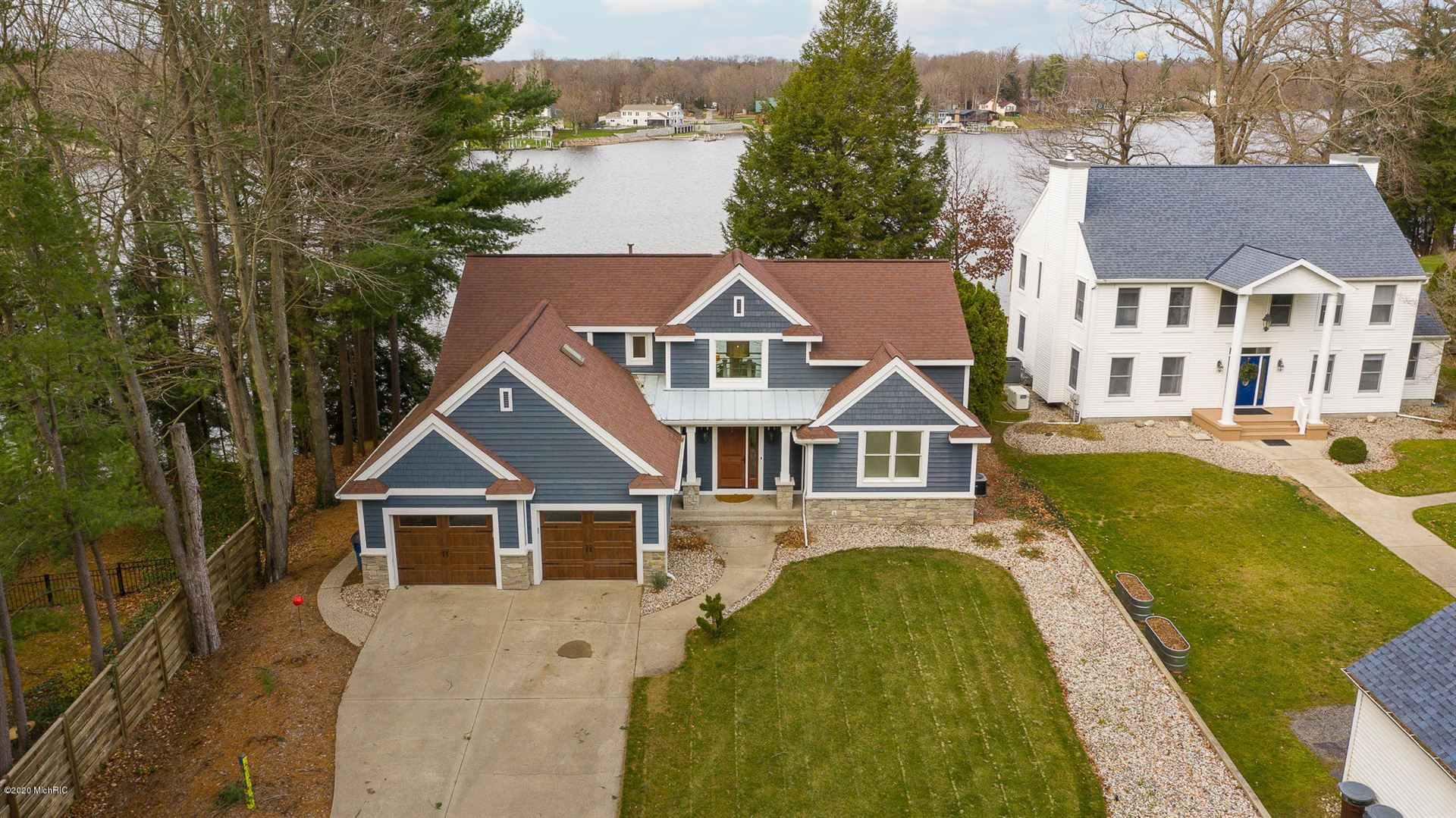 18941 North Fruitport Road, Spring Lake, MI 49456 - MLS#: 20047912