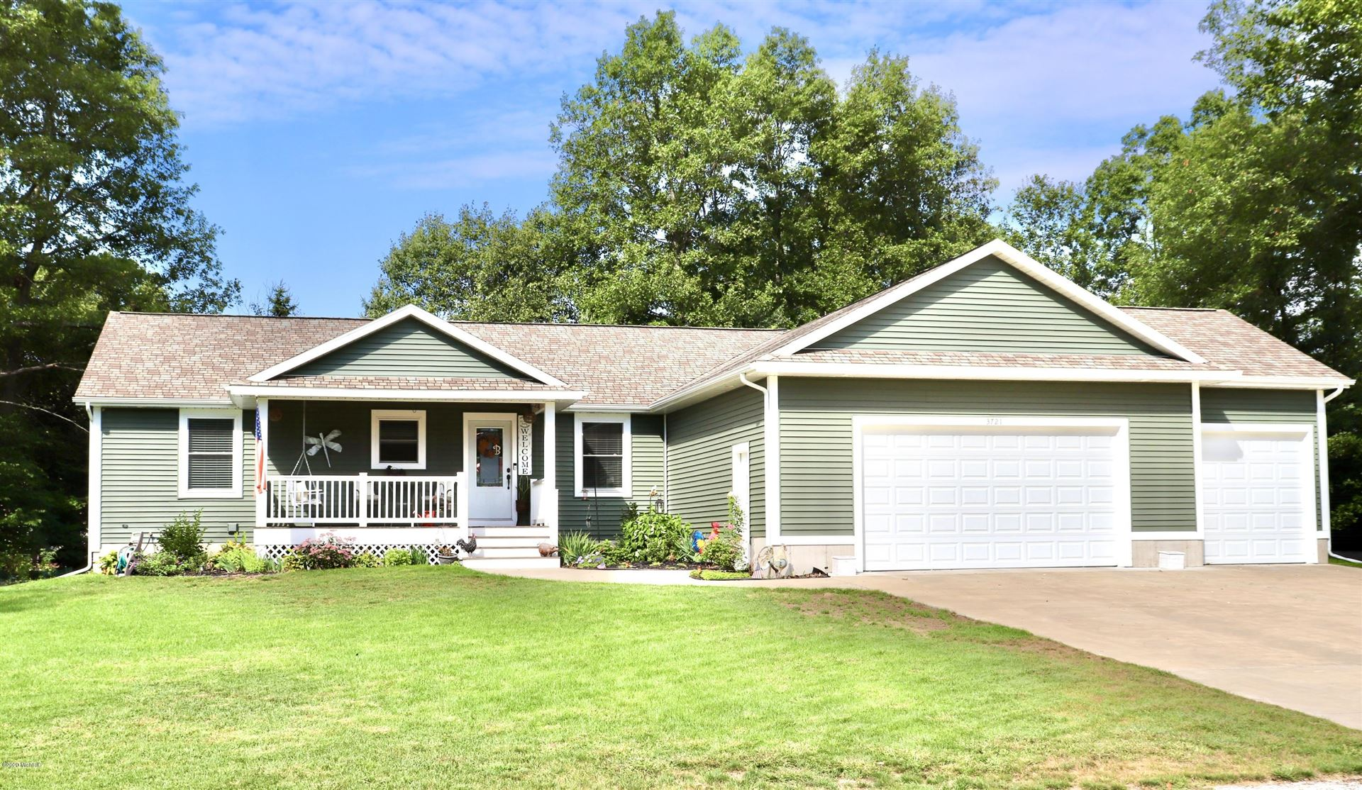 3721 Black Creek Road, Muskegon, MI 49444 - MLS#: 20036913