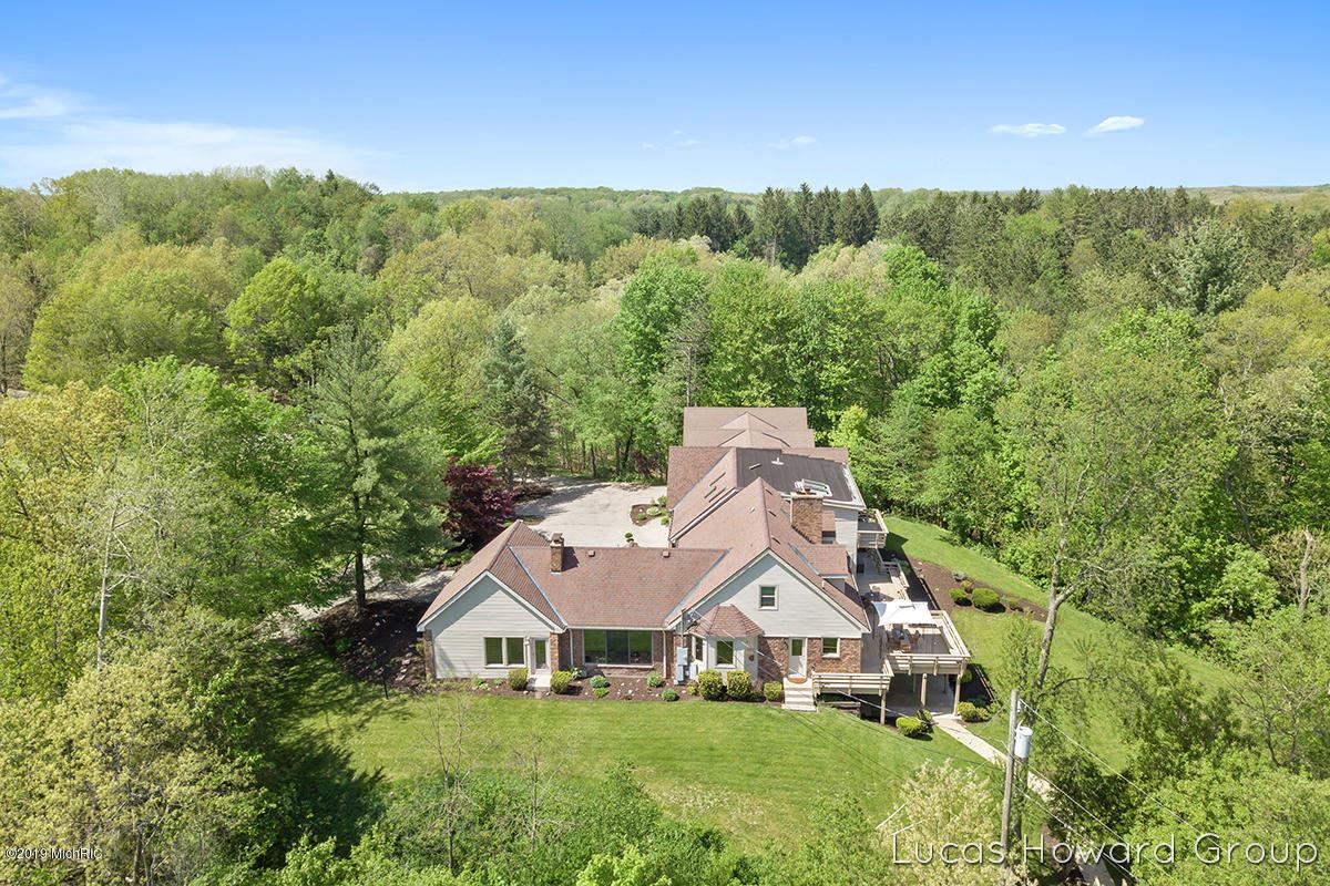 7017 Thornapple River Drive SE, Caledonia, MI 49316 - MLS#: 19024914