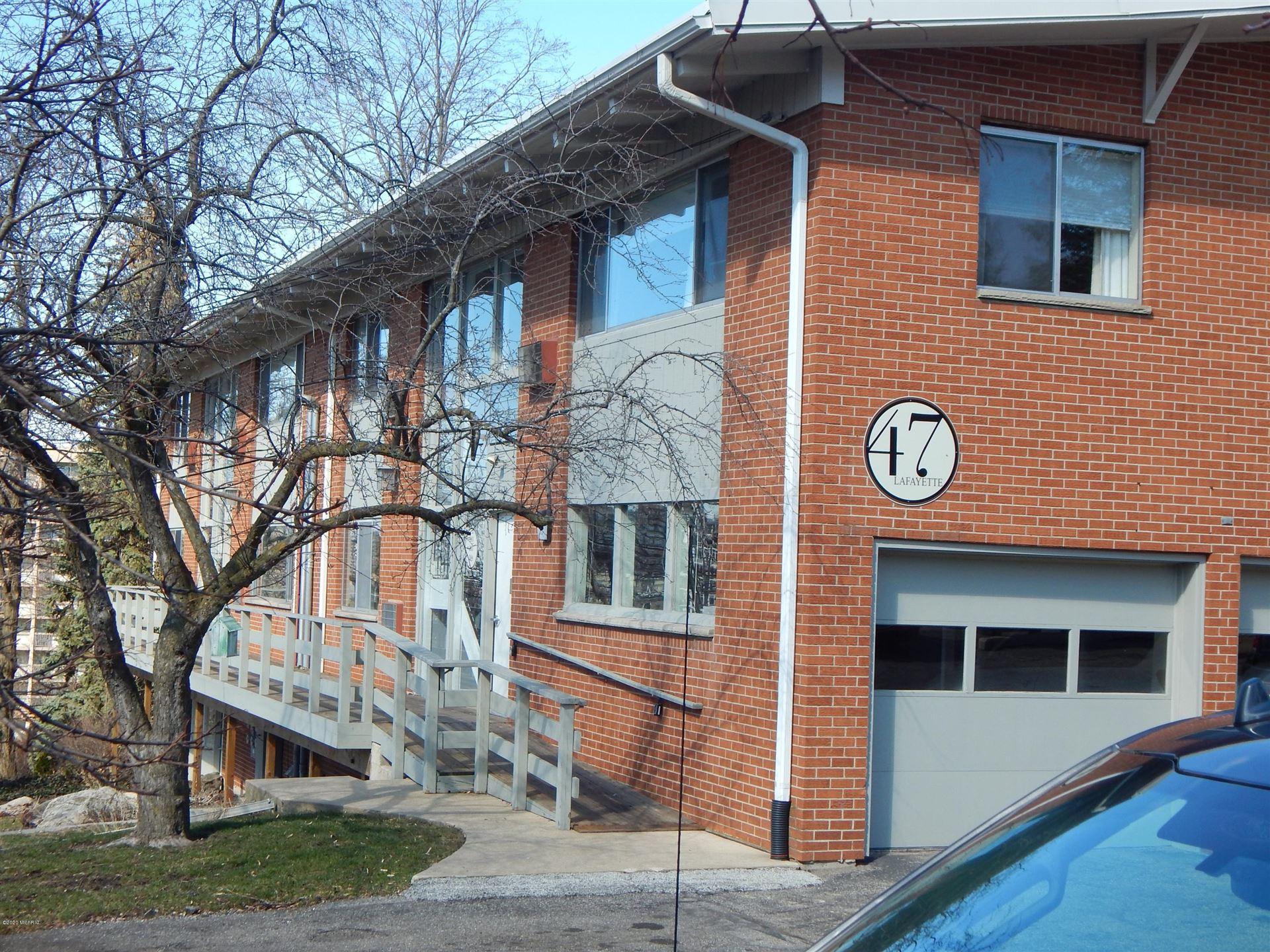 47 Lafayette Avenue NE #201, Grand Rapids, MI 49503 - MLS#: 20017920