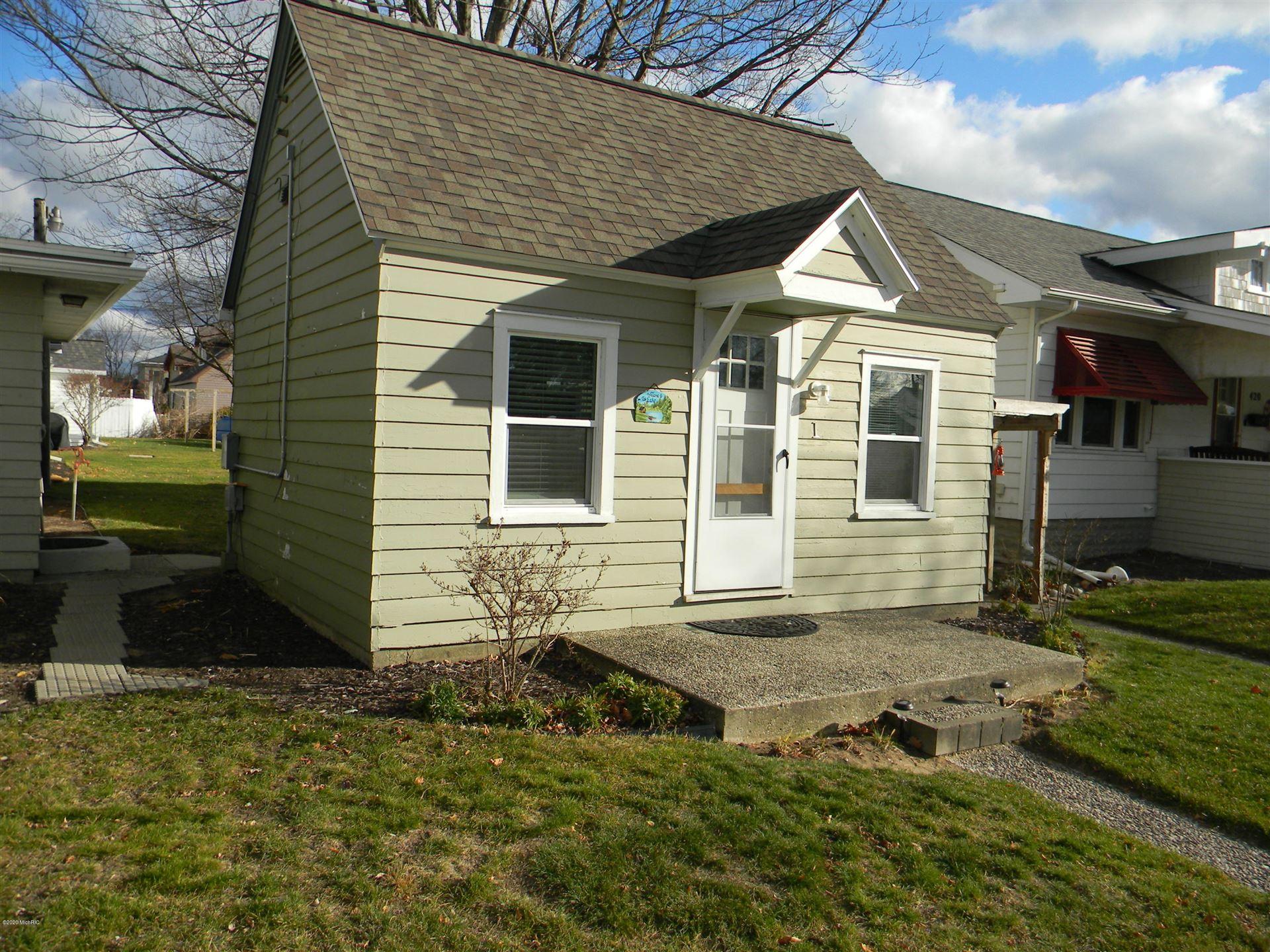 422 N Ferry Street #Cottage 1, Ludington, MI 49431 - MLS#: 21103924