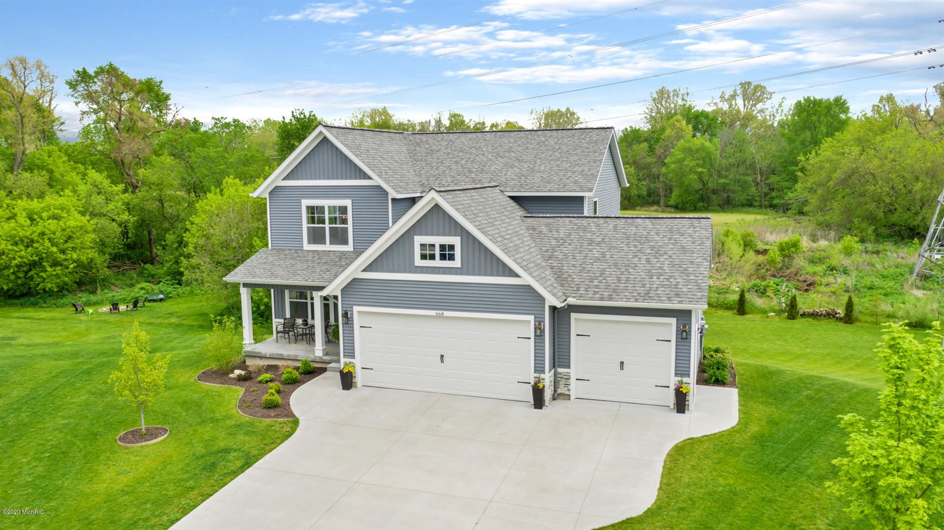 668 78th Avenue, Zeeland, MI 49464 - #: 20018926