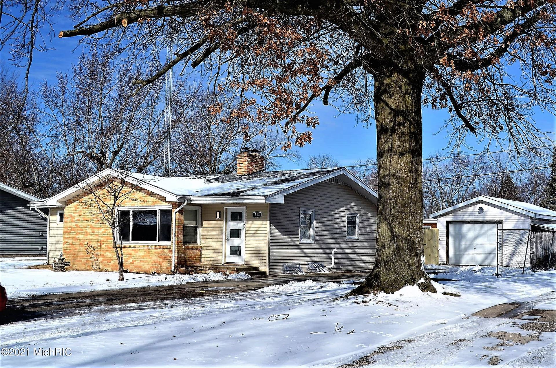 543 Waverly Drive, Benton Harbor, MI 49022 - MLS#: 21002926