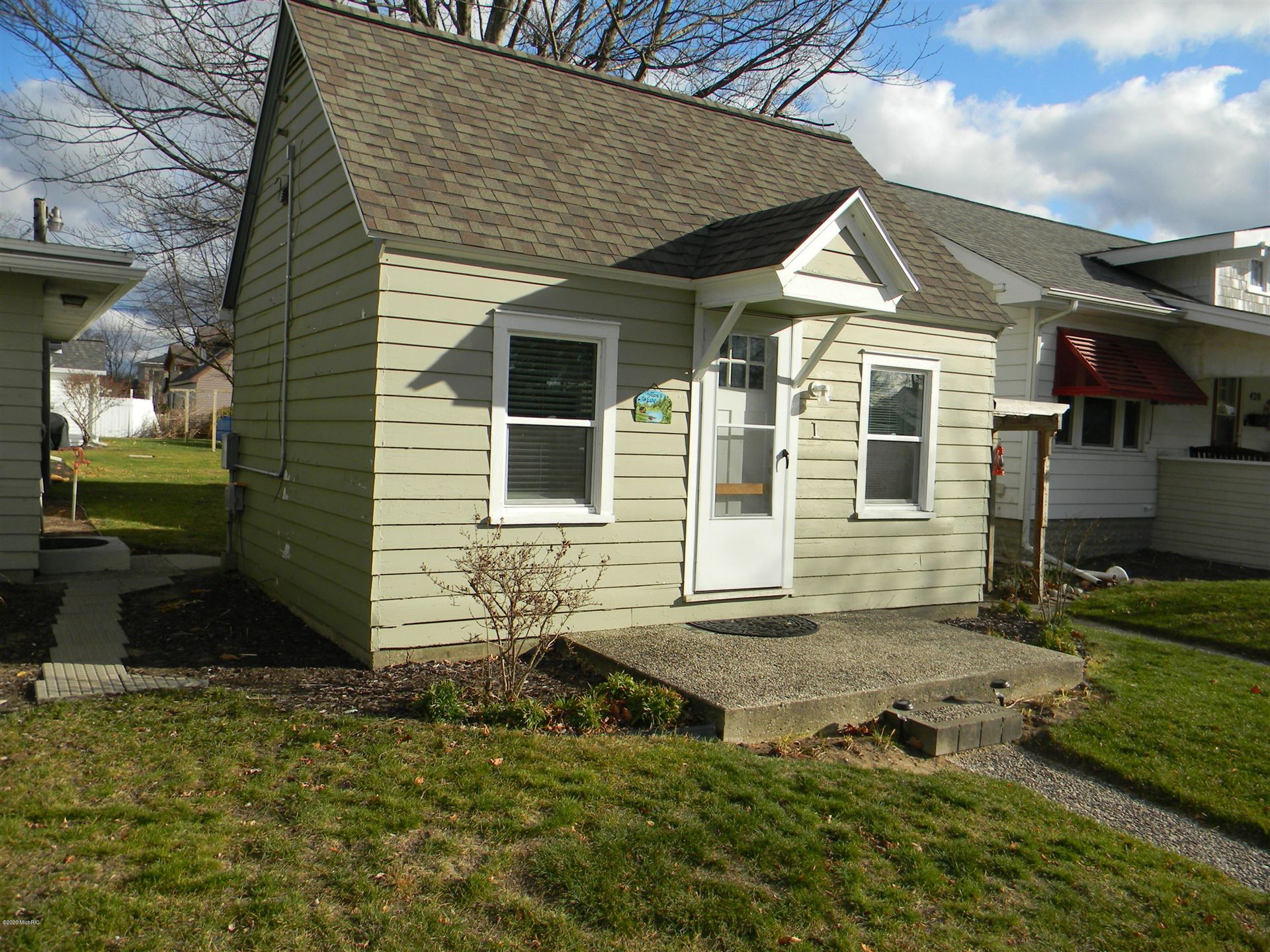 422 N Ferry Street #Cottage 1, Ludington, MI 49431 - MLS#: 20048927