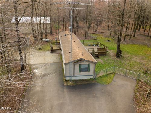Photo of 1177 W Dewey Road, Scottville, MI 49454 (MLS # 21011928)