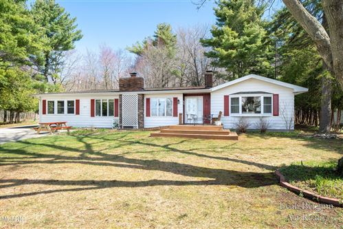 Photo of 1618 N n shore drive Drive, Mears, MI 49436 (MLS # 21011933)