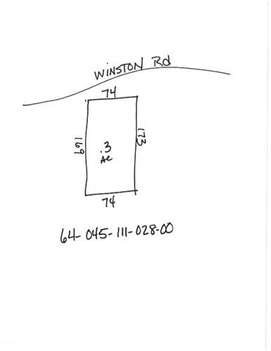 Photo of 0 Winston Road, Rothbury, MI 49452 (MLS # 19008935)