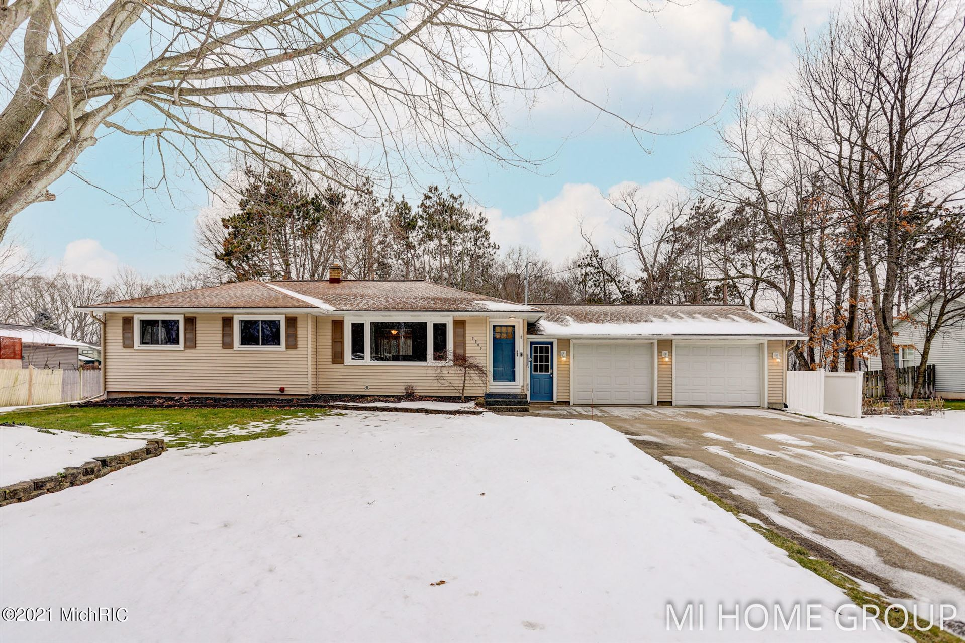 2689 142nd Avenue, Holland, MI 49424 - MLS#: 21001938