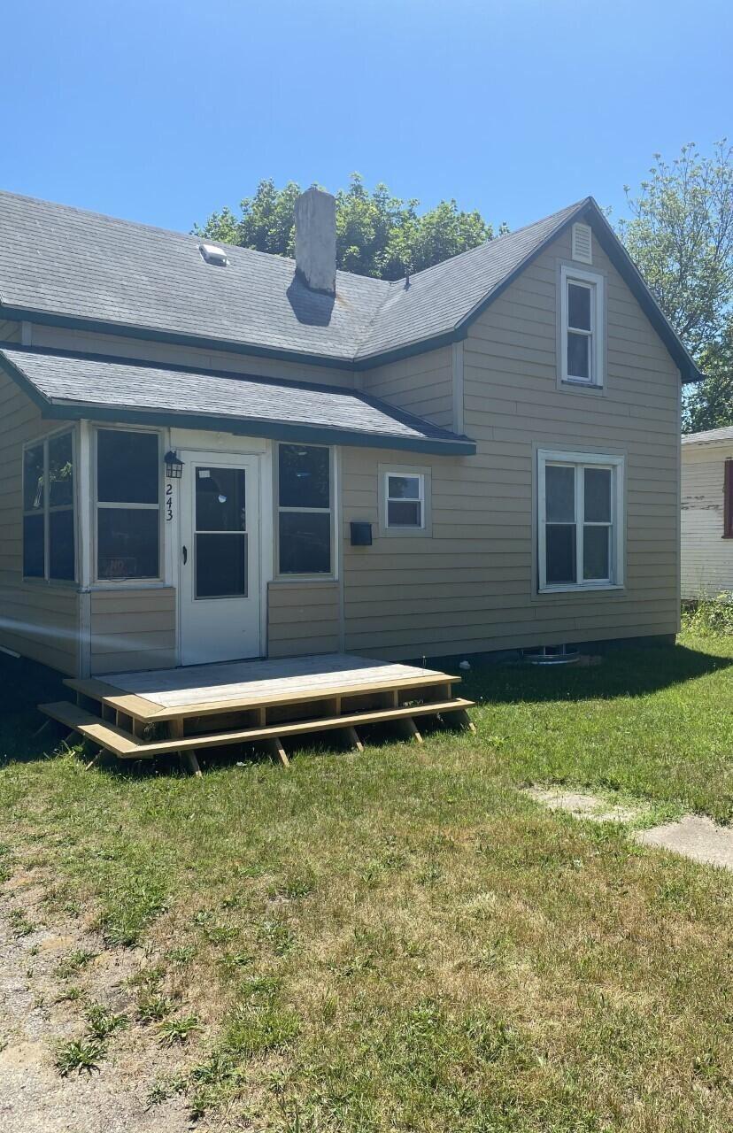 243 Oden Street, Benton Harbor, MI 49022 - MLS#: 21022938