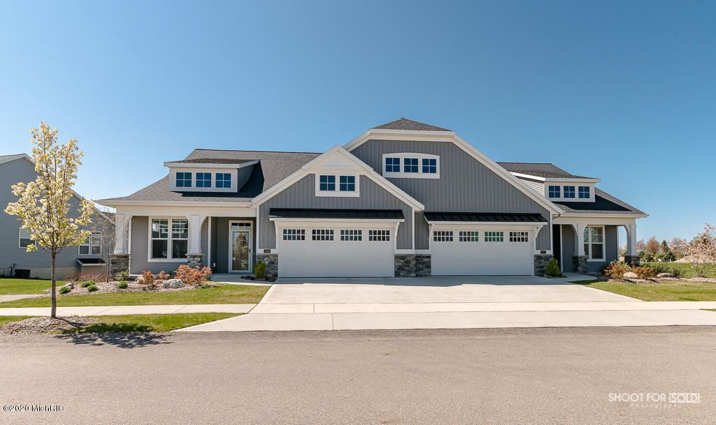 11013 View Pond Court #5, Allendale, MI 49401 - #: 20015939