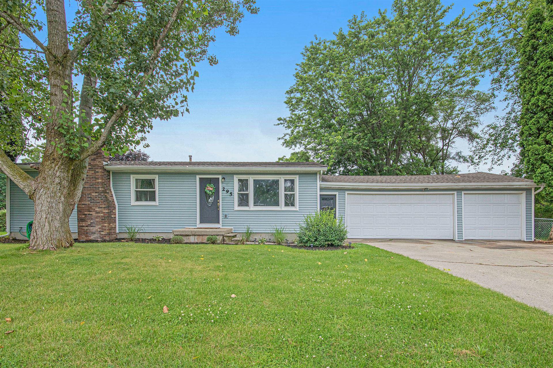 295 8th Street NE, Cedar Springs, MI 49319 - MLS#: 21097942