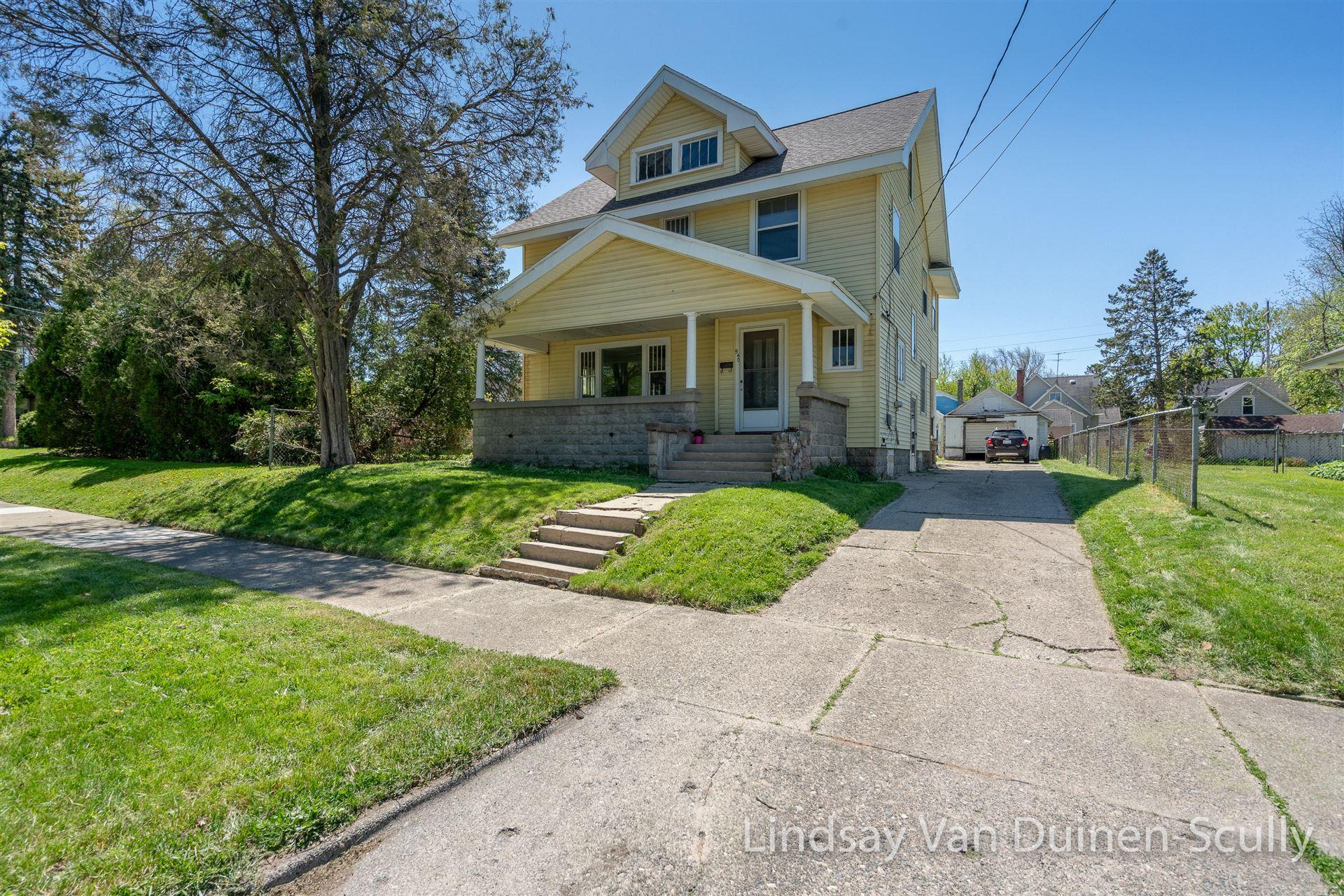 540 Shirley Street NE, Grand Rapids, MI 49503 - MLS#: 21016943
