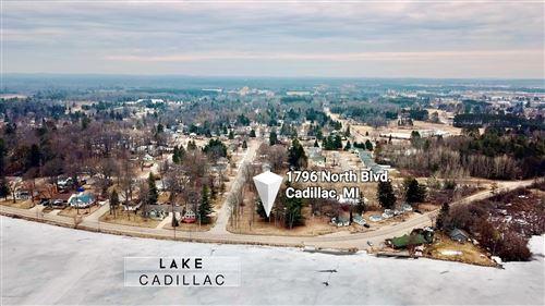 Photo of 1796 North Boulevard, Cadillac, MI 49601 (MLS # 21009944)