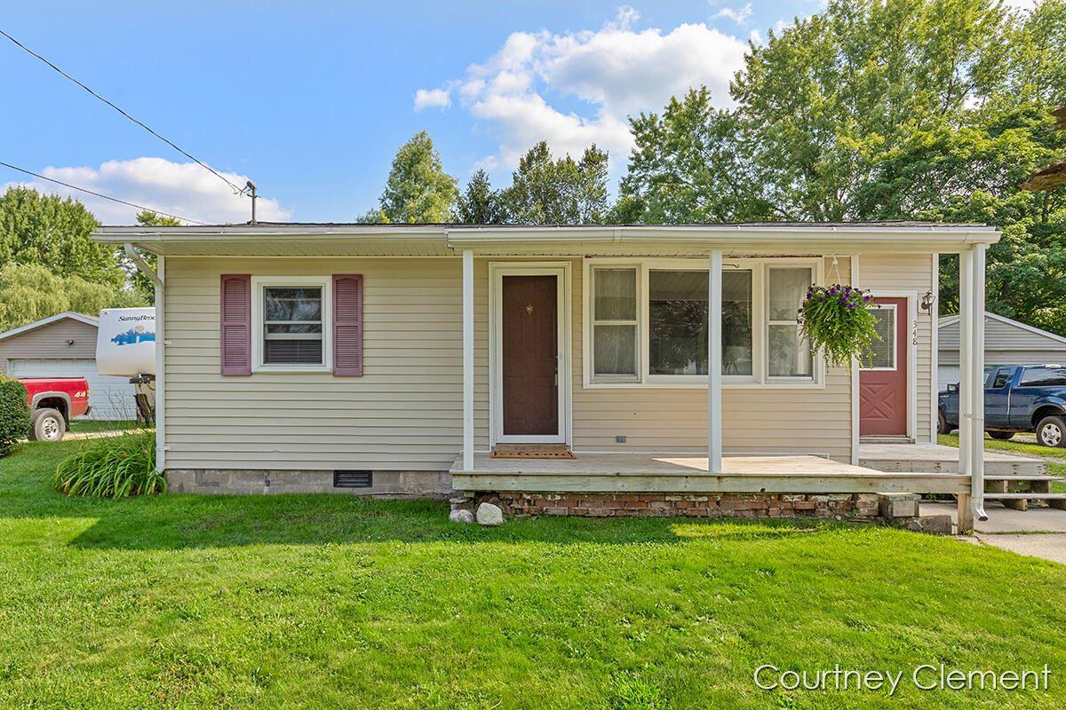 348 Evergreen Street, Sparta, MI 49345 - MLS#: 21094947