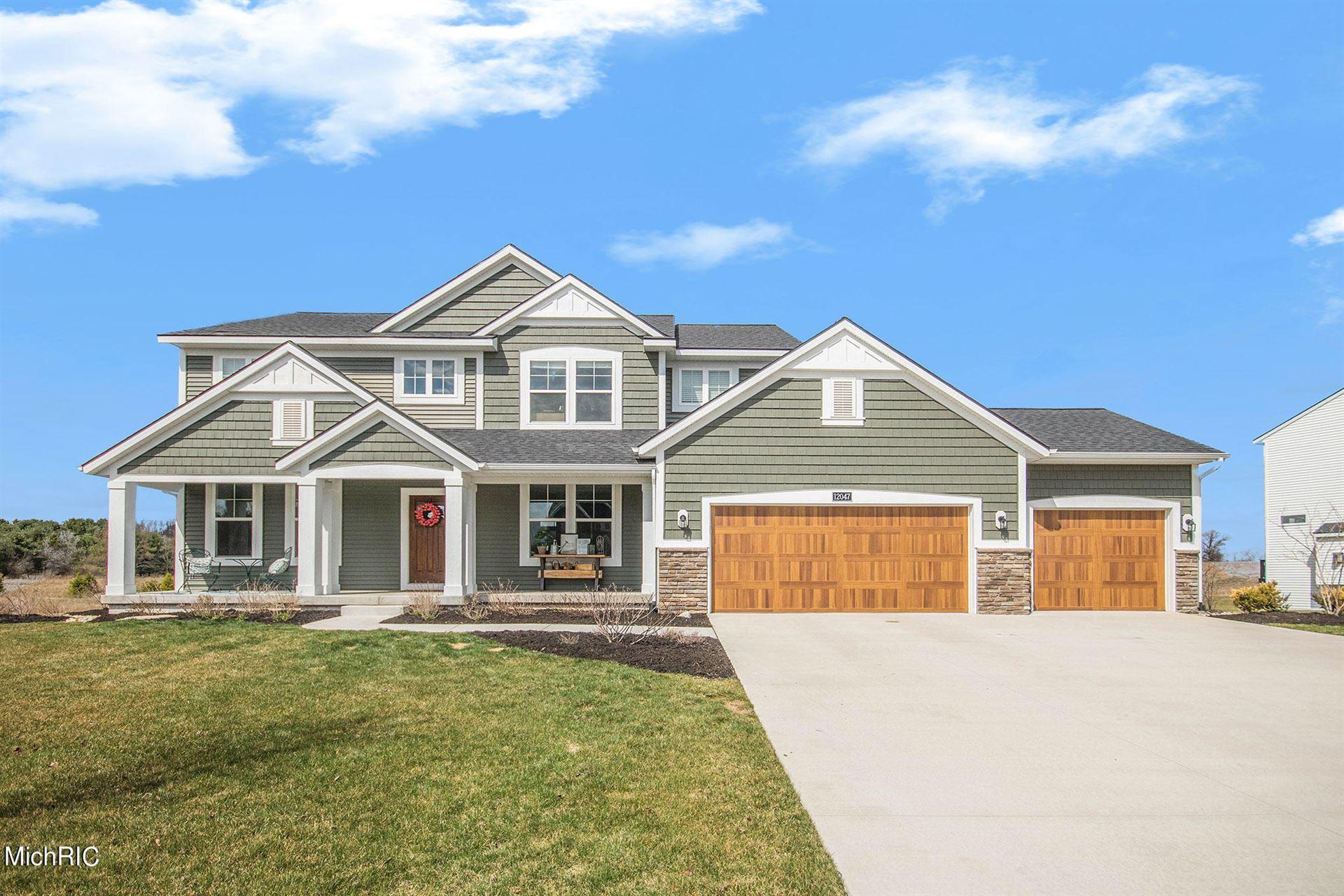 12047 Harvest Home Drive, Lowell, MI 49331 - MLS#: 21006949