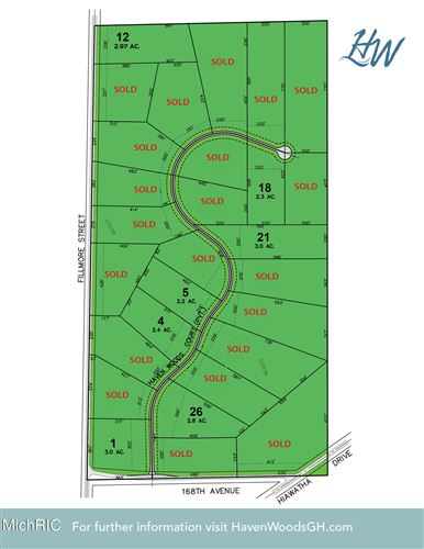 Photo of 16671 Haven Woods Court #4, West Olive, MI 49460 (MLS # 21008951)