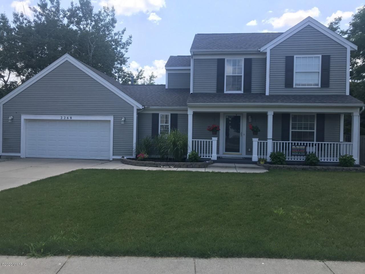 2268 Cedarcrest Drive NE, Grand Rapids, MI 49525 - MLS#: 20033953