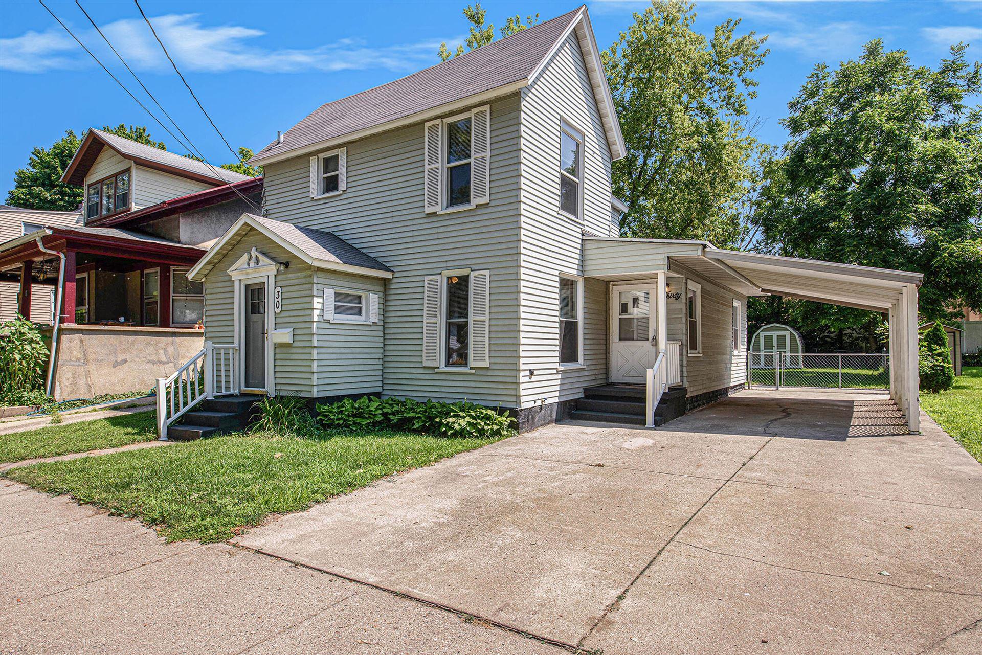 30 Arthur Avenue NE, Grand Rapids, MI 49503 - MLS#: 21096953