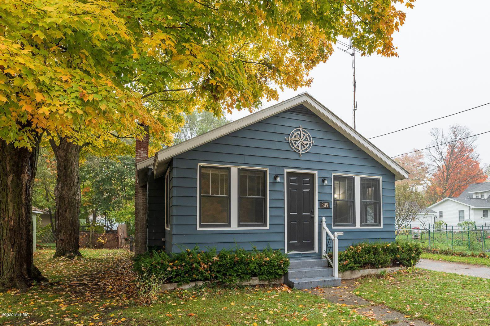 309 W Wheeler Street, Three Rivers, MI 49093 - MLS#: 20044957
