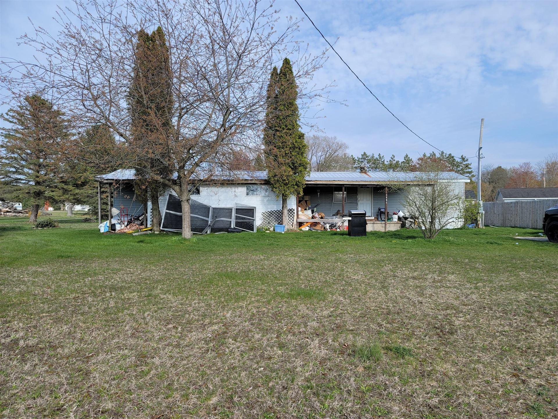 8486 N Custer Road, Free Soil, MI 49411 - MLS#: 21013958