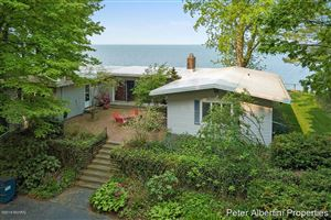 Photo of 5267 Lakeshore Drive, Holland, MI 49424 (MLS # 18001962)