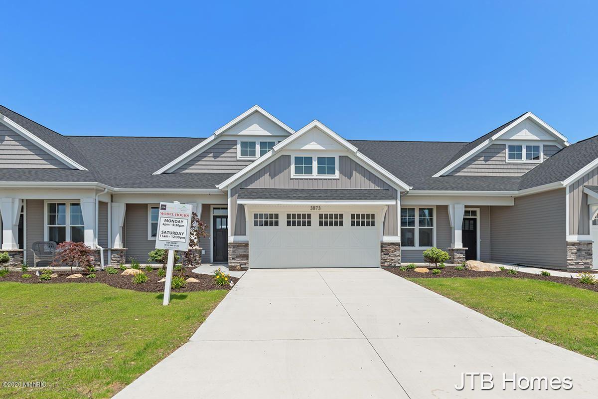 3873 Windsor Ridge Drive NE #2, Rockford, MI 49341 - MLS#: 20024965