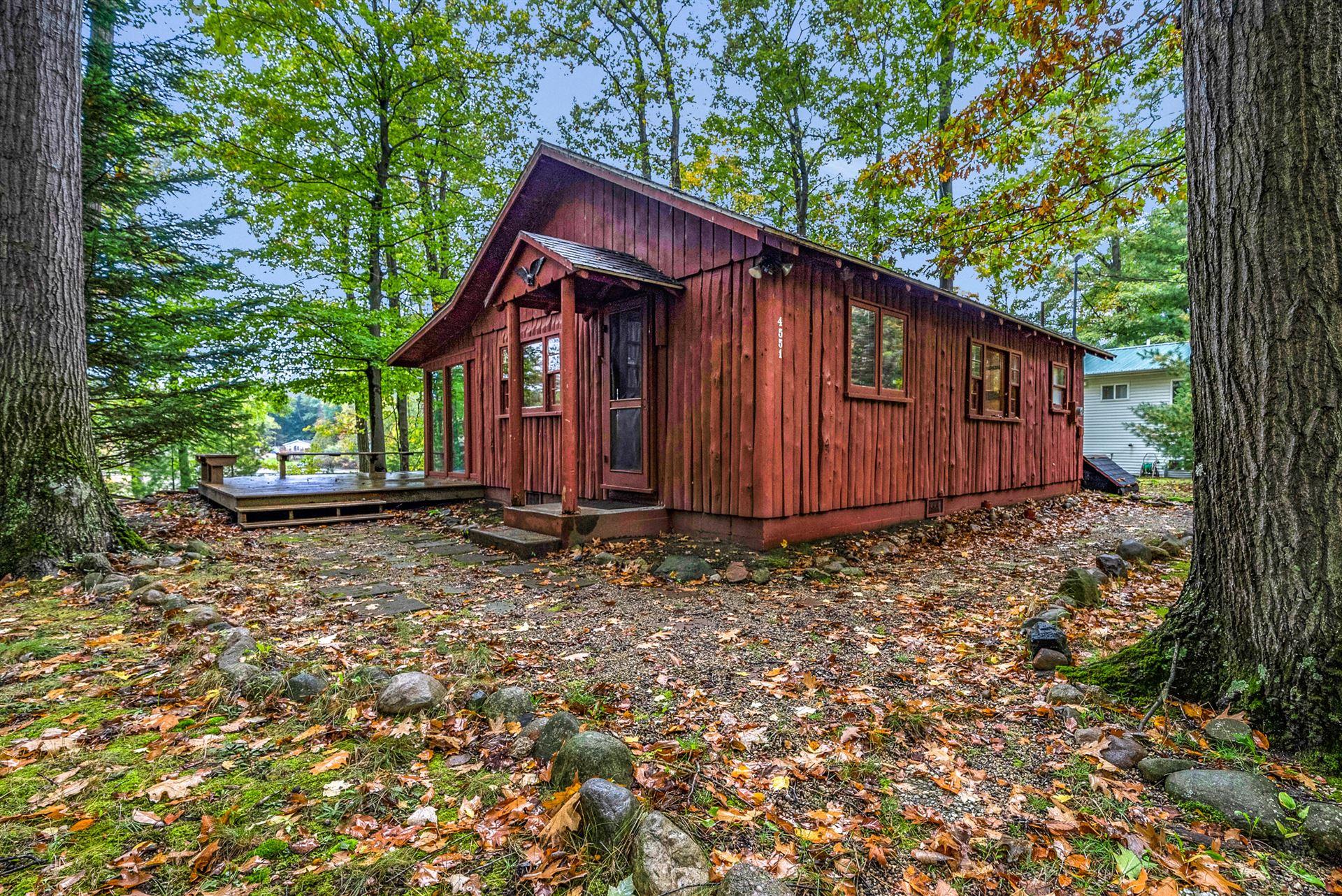 4551 Hunters Trail, Six Lakes, MI 48886 - MLS#: 21110965