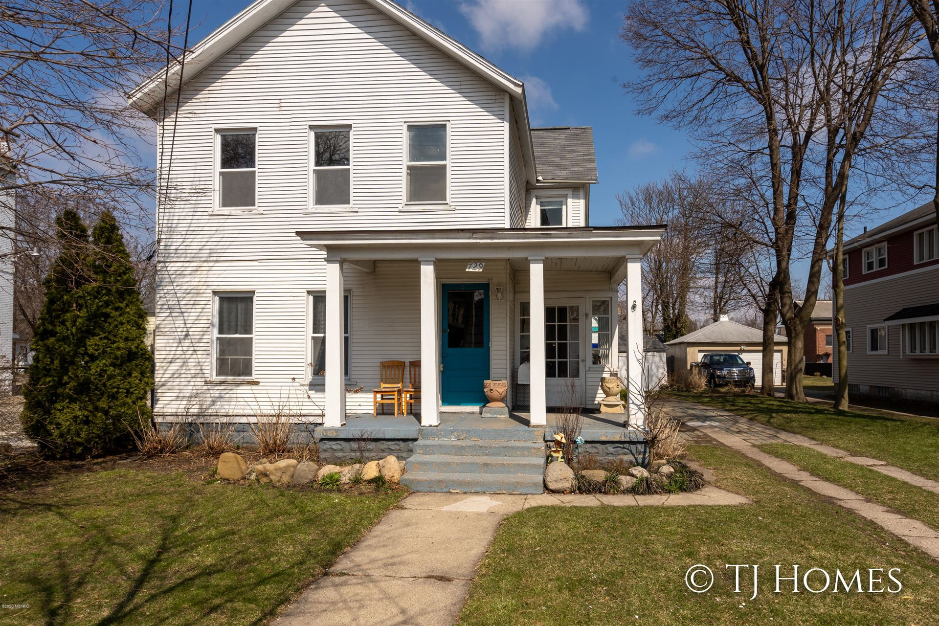 729 Fourth Street NW, Grand Rapids, MI 49504 - #: 20011966