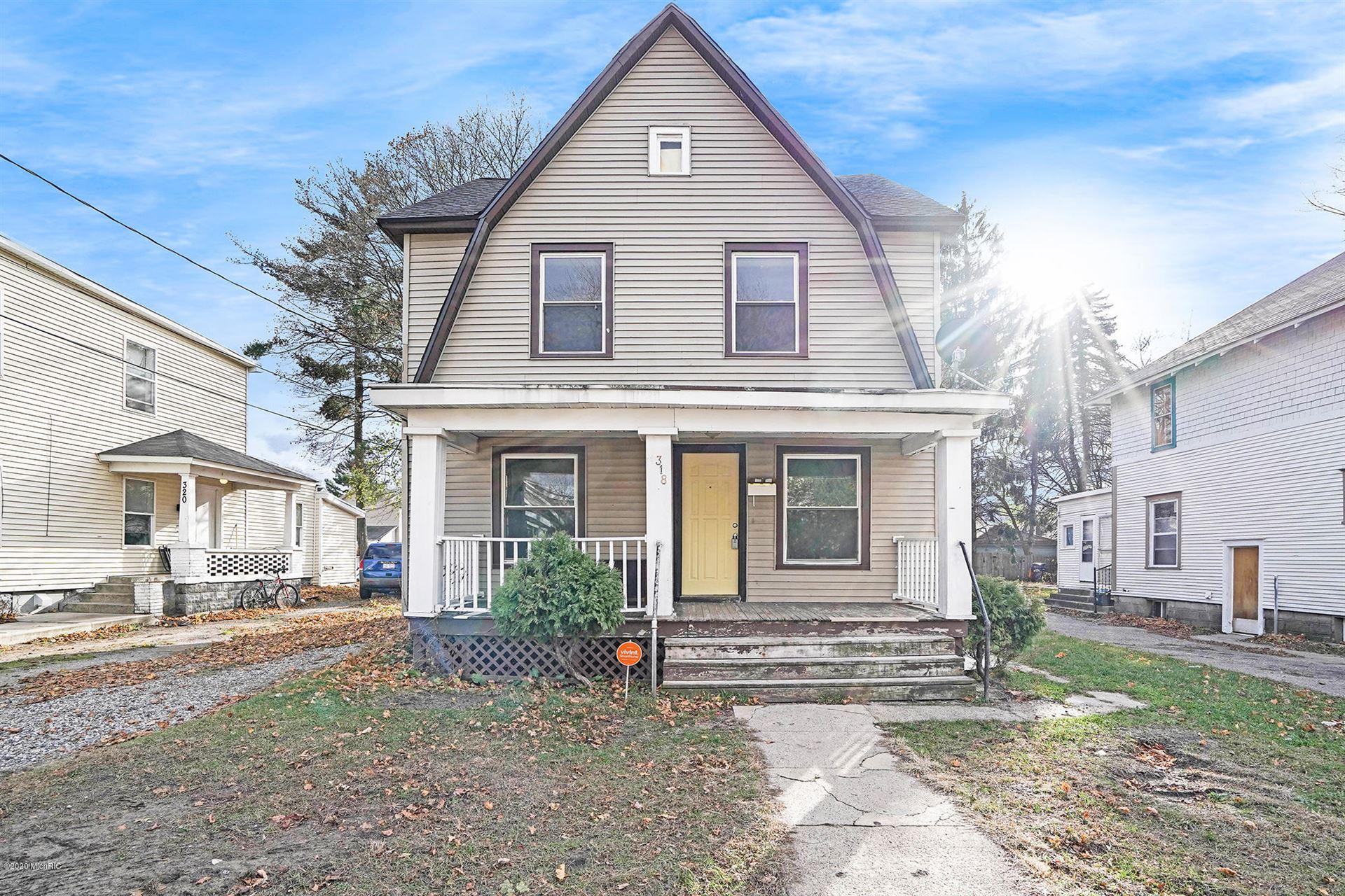 318 Brown Street SE, Grand Rapids, MI 49507 - #: 20047968