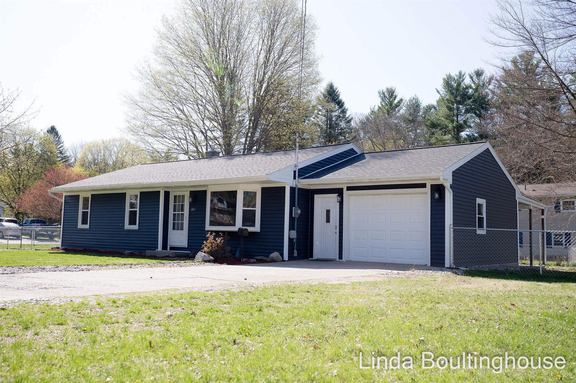 801 W Benita, Greenville, MI 48838 - MLS#: 21012970