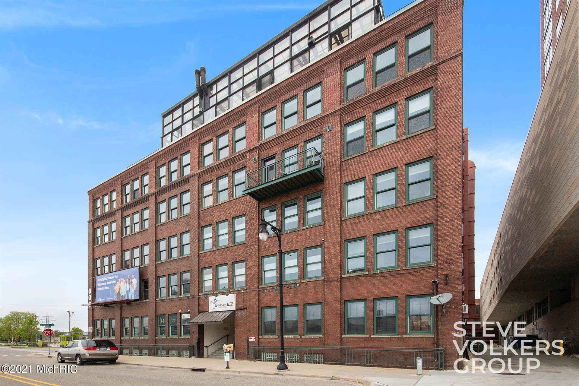 600 Monroe Avenue NW #407, Grand Rapids, MI 49503 - MLS#: 21004971