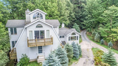 Photo of 6973 S Lakeshore Drive, Pentwater, MI 49449 (MLS # 19047972)