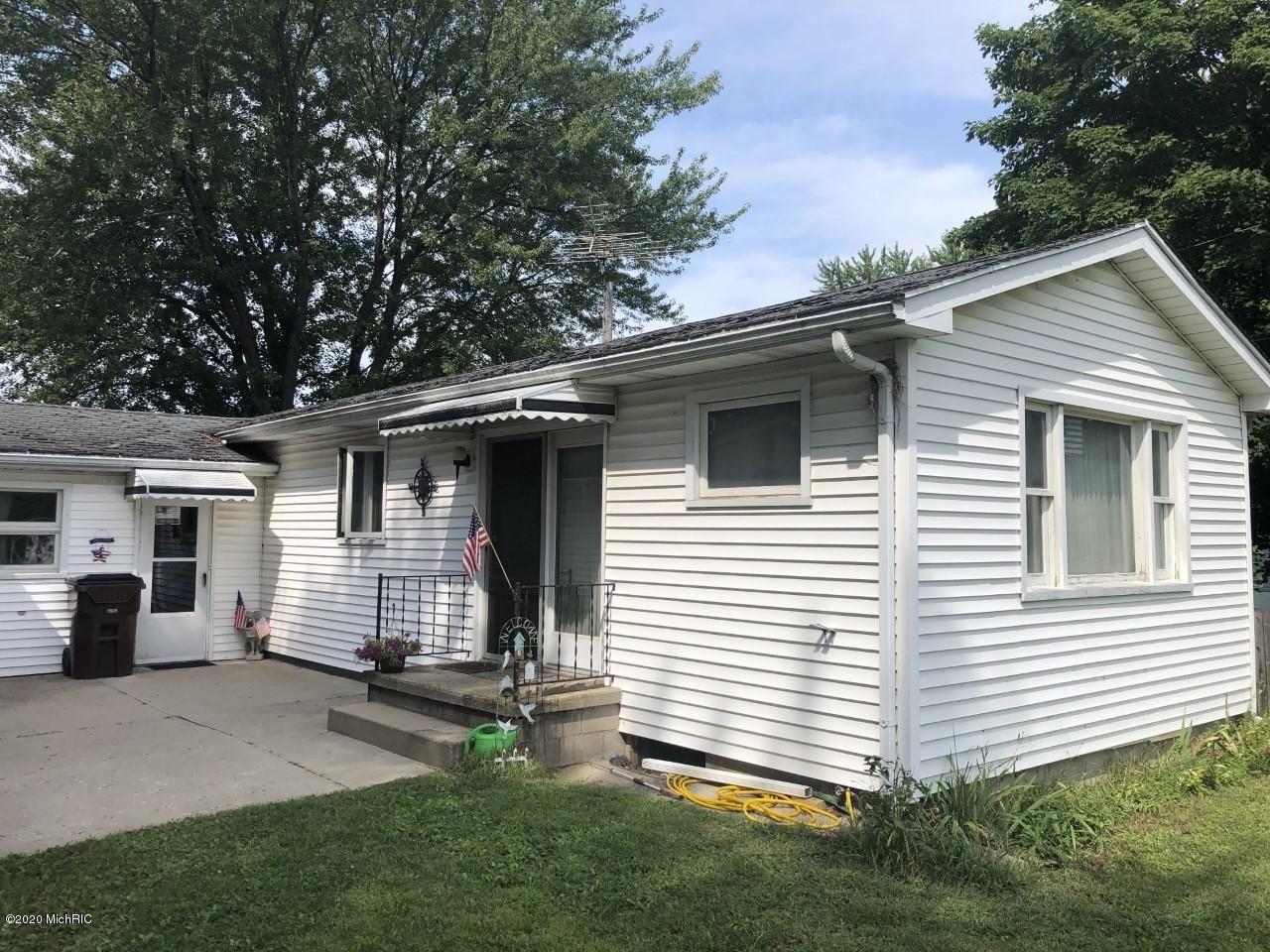 351 W FIRST ST Street, Stanton, MI 48888 - MLS#: 20036975