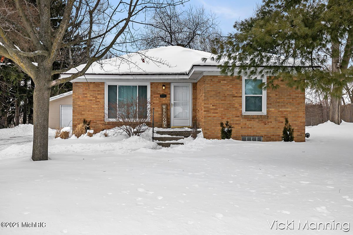 1141 52nd Street SE, Kentwood, MI 49508 - MLS#: 21005977