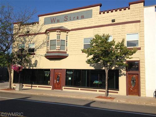 Photo of 210 & 216 Stram Building S James Street #Units 1-7 +Main, Ludington, MI 49431 (MLS # 20031978)