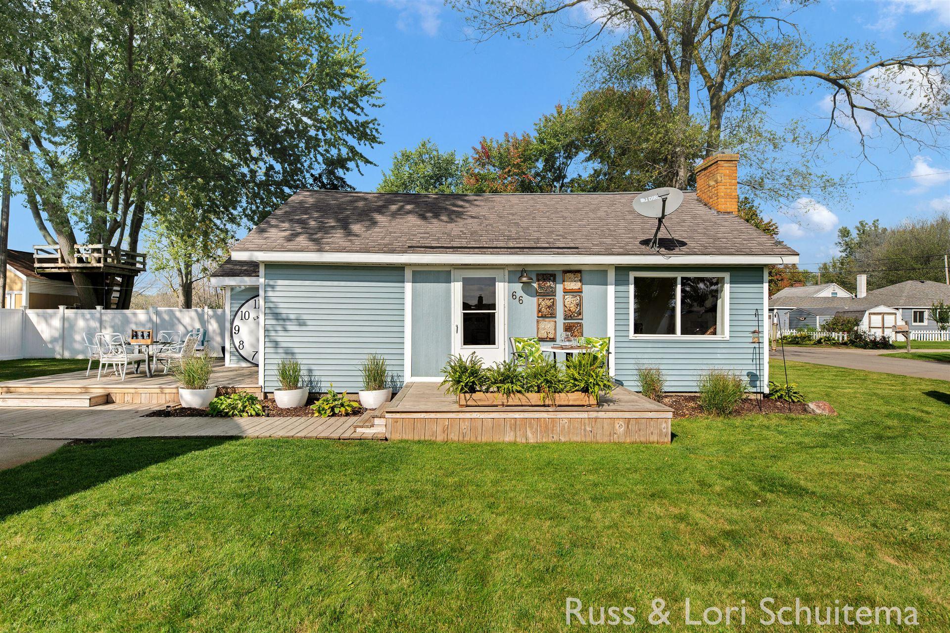 66 Lakeview Avenue, Muskegon, MI 49444 - MLS#: 21109982
